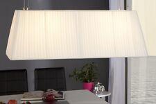 Leuchter Exclusives Design Hängelampe Hängeleuchte Lampe Plissee Latex 80cm Neu