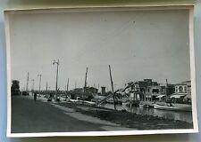 photo ancienne . Palavas-Les-Flots . 1949