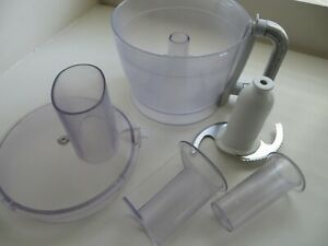 KENWOOD MULTI PRO FOOD PROCESSOR BOWL COMPLETE WITH BLADE