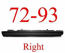 72 93 RIGHT Dodge Extended Rocker Panel, 2 Door Ram Truck, NIB, 1580-102