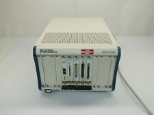 National Instruments Ni Pxi-1042 Mainframe w/ Pxi-8335, 6220, 2530, 2566, 4351