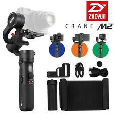 ZHIYUN Crane M2 3 Axis Handheld Gimbal Stabilizer For Camera Smartphone Gopro