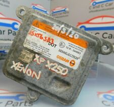 Jaguar XF Xenon Headlight Ballast X250 A71154400DG 35XT6SD3 20/3