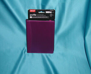 """Verso Profile LightWedge Purple ~1050 M8 Tablet Cover """"New - Great Find"""" SALE!!"""