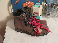Woolrich Men's Packer Boot size 9 NWOB  hiking boots leather MSRP $225.00