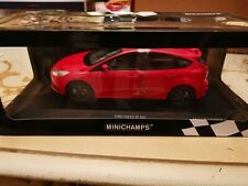 MINICHAMPS 1/18 - Ford Focus ST 2011 - Limited Edition 1 of 504 pcs.