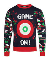 Christmas Shop Mens 3D Game On Christmas Jumper