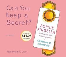 Can You Keep a Secret? by Sophie Kinsella (2005, CD, Abridged)