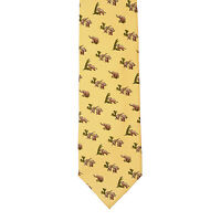 E. Marinella Hand Made Silk Neck Tie New With Tags M22