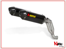 AKRAPOVIC EXHAUST POT D'ÉCHAPPEMENT TRIUMPH SPEED TRIPLE 1050/R 2011/2015