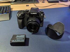Panasonic LUMIX G7 16.0 MP Interchangeable Lens Camera - Black (Kit with 14-42 …