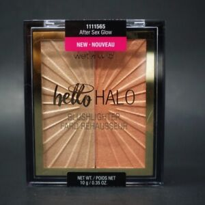 Wet N Wild MegaGlo Hello Halo Blushlighter - After Sex Glow #11111566 - NEW!