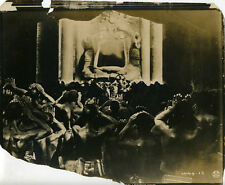 Lot of 6, Circa 1917, 1921, UFA GmbH, Paramount,  Lost Silent Film Stills