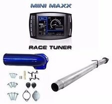 H&S Mini Maxx Tuner EGR DPF Cat Delete For 08-10 Ford 6.4L Powerstroke Diesel