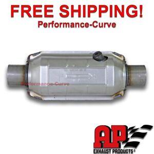 "2"" AP Exhaust Heavy Load Catalytic Converter True OBDII - 608264"