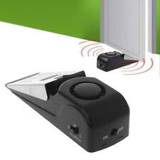 Door Stop Alarm 125db Door Block Vibration Alarm Stopper For Traveling Security