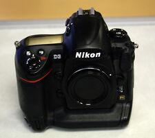 Fotocamera Reflex Digitale Nikon D3 12.1MP - (Solo Corpo) numero di scatto ad alta