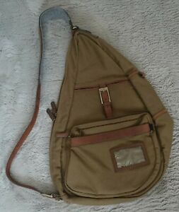 """AMERIBAG """"EXPEDITION"""" Large, """"LODEN"""" the famous Chris Yates style Early & Best"""