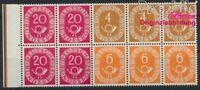 BRD Hbl2 postfrisch 1951 Posthorn (8843881