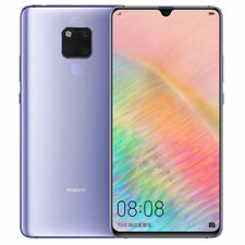 """Huawei Mate 20 X AMOLED OctaCore Silver 8/256GB 40MP 7.2"""" DualSim Phone by FedEx"""