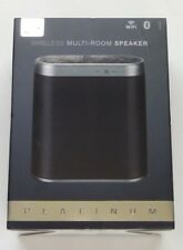 iLive Platinum ISWF476B Wireless Multi-Room Wifi Speaker Black #