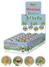 Christmas Bouncy Balls For Kids Perfect Xmas Stocking Filler Party Bag Filler