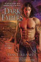 Complete Set Series - Lot of 3 Dragon's Heat books by Tessa Adams Dark Embers