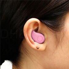 Cuffie microfono integrati rosi per cellulari e palmari