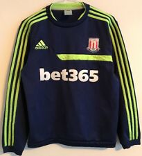 Stoke City Sweat Pull Taille S Adidas 2013-2014