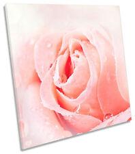 Pink Floral Original Art Prints