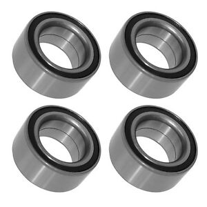4 Front And Rear Wheel Ball Bearing for Polaris General 1000 2016 2017 2018-2020