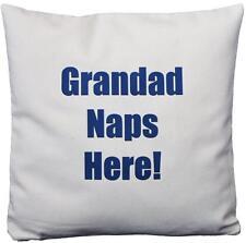 """Grandad pisolini qui - 16"""" Copricuscino in cotone naturale-cuscino non incluso"""