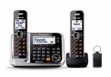 Panasonic KXTG7892AZS Cordless Phone with 2 Handsets