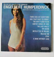 Million Copy Sellers Made Famous By Engelbert Humperdinck LP Vinyl Vg/Ex