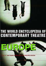 World Encyclopedia of Contemporary Theatre: Europe (Vol 1)-ExLibrary