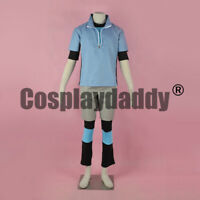 Pokemon Black and White Nate Kyohei Outfit Anime Game Cosplay Costume F006
