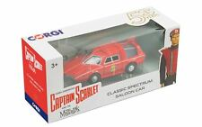 Corgi Captain Scarlet Diecast Classic Spectrum Saloon Car 50 Years Anniversary