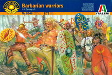 Italeri 1/72 6048 Barbarian Warriors (1st-2nd Century AC)