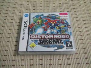 Custom Robo Arena für Nintendo DS, DS Lite, DSi XL, 3DS
