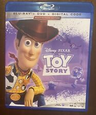 Toy Story (Blu-ray, Dvd, No Code)