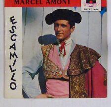 Tauromachie 45 tours Marcel Amont 195+