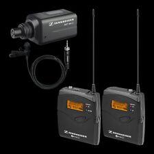 Sennheiser EW100 ENG G3 A Wireless Lavalier Microphone System