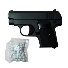 Rayline Spielzeugpistole G9, Inklusive Magazin und Munition, schwarz