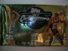 2007-08 TOPPS CO-SIGNERS BASKETBALL, FACTORY SEALED PACK  !!