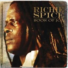 Audio CD: Book Of Job, Richie Spice. Acceptable Cond. . 054645190527