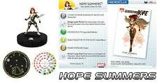 HOPE SUMMERS #040 #40 Wolverine and the X-Men Marvel Heroclix Rare