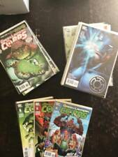 Huge The Green Lantern Corps Comic Book lot, 70 Issues, Variants,DC, NM, Vol. 2