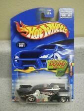 HOT WHEELS- '41 WILLYS COUPE- HE-MAN- NO.091- NEW ON CARD- L37