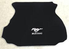 Autoteppich Fußmatten Kofferraum für Ford Mustang GT Cobra V6 silber 1994-2004