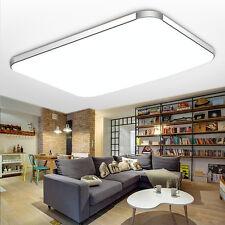 64W LED Ultraslim Deckenleuchte Badleuchte Deckenlampe  Flurleuchte warmwhite